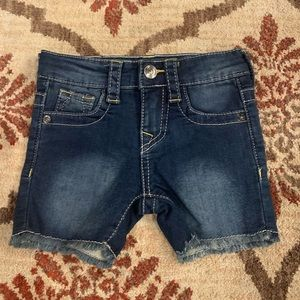 7 For All Mankind denim shorts new w/o tags 18m